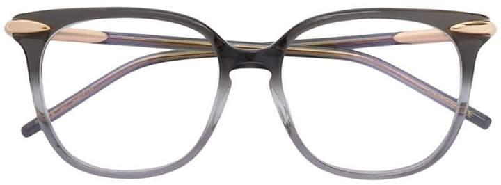 Pomellato clear frame glasses