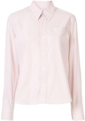 AMI Paris Striped Shirt