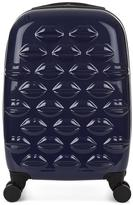 Lulu Guinness 4-Wheel Cabin Case