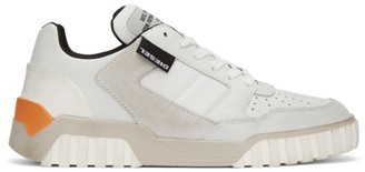 Diesel White S-Rua Low 90 Sneakers
