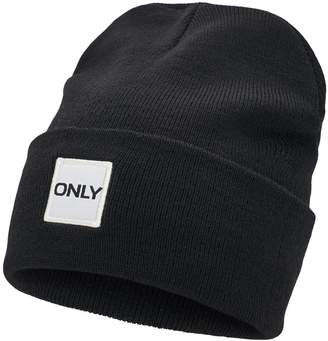Only Logo Knit Beanie