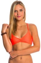 Volcom Swimwear Simply Solid VNeck Bikini Top - 8147094