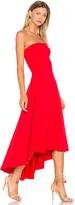 Susana Monaco Bena Dress in Red. - size M (also in S,XS)