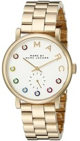Marc by Marc Jacobs MBM3440 - Baker Watches