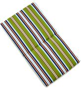 Edie Inc. Classic Stripe Indoor Outdoor Flanged Chair Pad