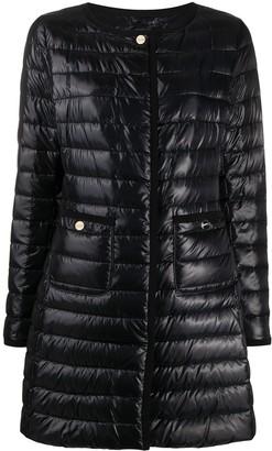 Herno Pocket Detail Down Coat