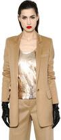 Max Mara Camel Long Jacket