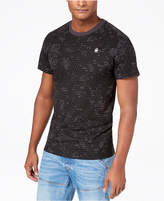 G Star Men's Honeycomb Graphic-Print T-Shirt