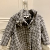Christian Dior Grey Wool Jackets & Coats