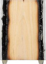 Bleu Nature Nilleq Burnt Driftwood Objet d'Art