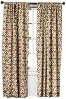 Threshold Farrah Fretwork Curtain Panel