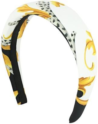 Versace Printed Headband