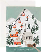Rifle Paper Co. Holiday Snow Scene Stationary