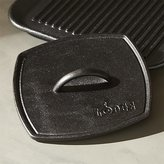 Crate & Barrel Lodge ® Cast Iron Square Panini Press