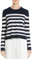 Rag & Bone Women's Lillian Stripe Cashmere Sweater