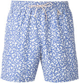 Loro Piana printed swimming shorts - men - polyester - S
