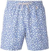 Loro Piana printed swimming shorts