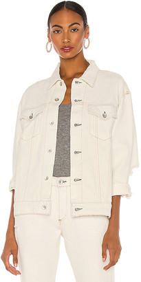 Rag & Bone Max Trucker Jacket. - size L (also