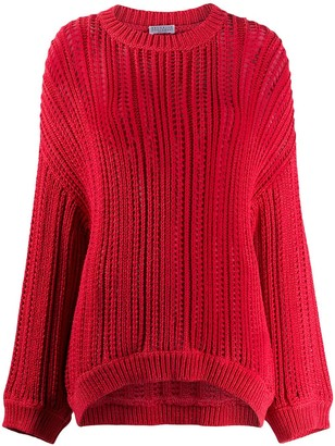 Brunello Cucinelli Textured Jumper