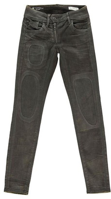 G Star Raw Lynn Zip Mid Skinny Ladies Jeans