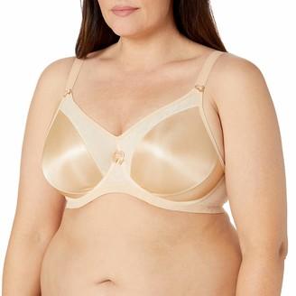 Goddess Women's Plus-Size Yvette Banded Underwired Bra