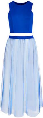 Sequin Hearts Big Girls 2-Pc. Solid & Ombre Dress Set
