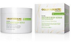 Goldfaden Doctor's Body Scrub Body Dermabrasion 6.7 oz.