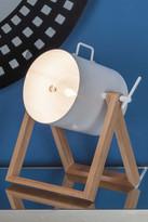 UMA Metal/Wood Spot Light