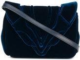Elena Ghisellini carved shoulder bag