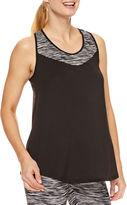 Asstd National Brand Knit Tank Top-Maternity