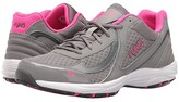 Ryka Dash 3 (Frost Grey/Steel Grey/Athena Pink/Cool Mist Grey) Women's Walking Shoes