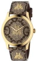 Gucci G-Timeless 38 mm watch