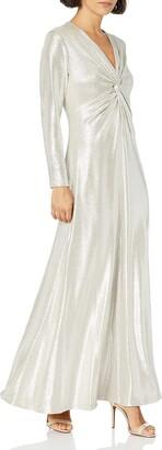 Tahari ASL Women's Petite Ball Gown
