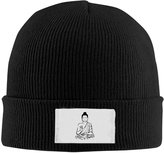 Capps Buddha Art Toboggan Hat Cool Beanie Winter 2016 Ski Hat Hat Winter Beanie