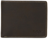 Andrew Marc Leather Bifold Wallet