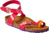 Birkenstock Women's Yara Birko-Flor Patent Sandal