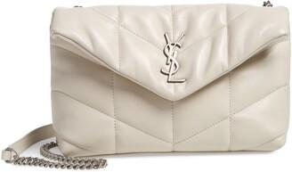 Saint Laurent Mini Loulou Puffer Crossbody Bag