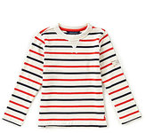 Joules Little Boys 3-6 Breton Striped Long-Sleeve Top