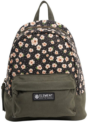 Element Ditsy Canvas Backpack