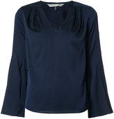 Trina Turk v-neck blouse