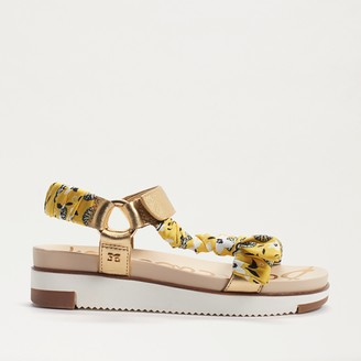 Ashie Scarf Sandal