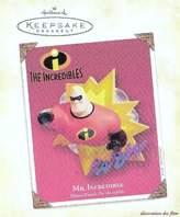 Hallmark 2004 Ornament Disney Pixar's The Incredibles Mr. Incredible