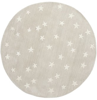 Pottery Barn Kids Starry Skies Round Rug