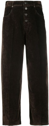 DEPARTMENT 5 High-Rise Straight Jeans