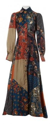 Evi Grintela Multicolour Silk Dresses