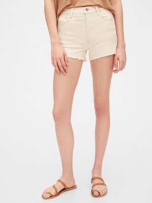 Gap High Rise Cheeky Shorts