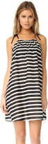 Kate Spade Striped Cover Up Dress