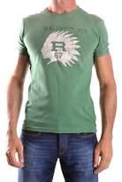 Ralph Lauren Men's Green Cotton T-shirt.