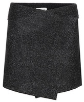 Etoile Isabel Marant Isabel Marant, Étoile Dailon Wool-blend Wrap Skirt
