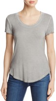 Lilla P Scoop Neck Tee